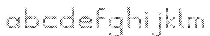 John 315 Font LOWERCASE