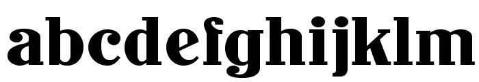 JohnHancockCP Medium Font LOWERCASE