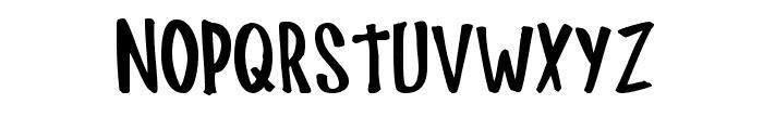 Joinks Font UPPERCASE