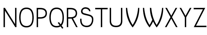 Jolly Font UPPERCASE