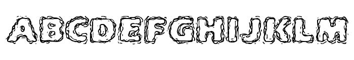 Jolt Of Caffeine [BRK] Font UPPERCASE