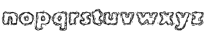 Jolt Of Caffeine [BRK] Font LOWERCASE
