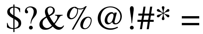 Jomolhari Font OTHER CHARS