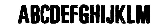 Jonze & Jonzing Font UPPERCASE