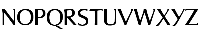 Jorvik Informal Font UPPERCASE