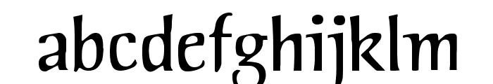 Jorvik Informal Font LOWERCASE