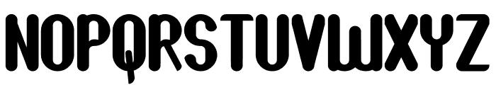 Joscelynn Font UPPERCASE