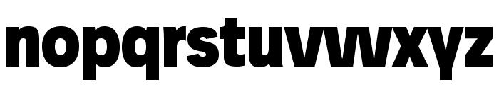 Josef Pro Bold Black Font LOWERCASE