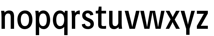 Josef reduced Font LOWERCASE