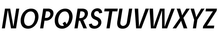 JosefPro-Italicreduced Font UPPERCASE
