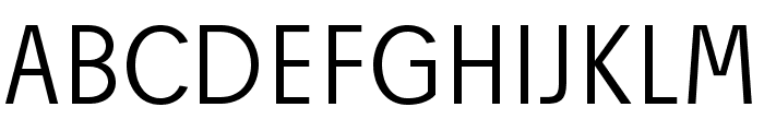 JosefPro-Light Font UPPERCASE