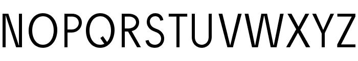 JosefPro-Lightreduced Font UPPERCASE