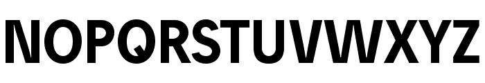 JosefProBold Font UPPERCASE