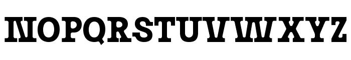 Josefov-Bold Font UPPERCASE