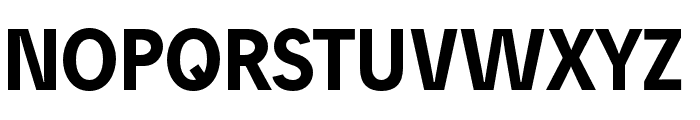 Josefreduced-Bold Font UPPERCASE