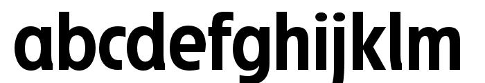Josefreduced-Bold Font LOWERCASE