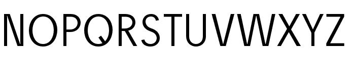 Josefreduced-Light Font UPPERCASE