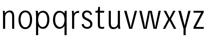 Josefreduced-Light Font LOWERCASE