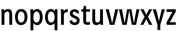Josefreduced Font LOWERCASE