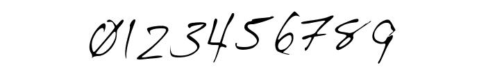 Josh_Script Font OTHER CHARS