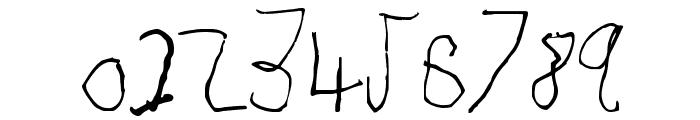 Joshua Dawson aged 4 Medium Font OTHER CHARS