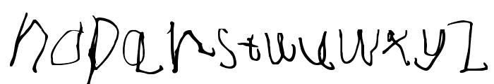 Joshua Dawson aged 4 Medium Font LOWERCASE