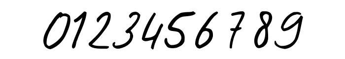 Josschrift Font OTHER CHARS