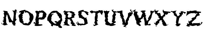 Josselyn Font UPPERCASE