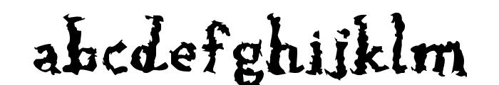Josselyn Font LOWERCASE
