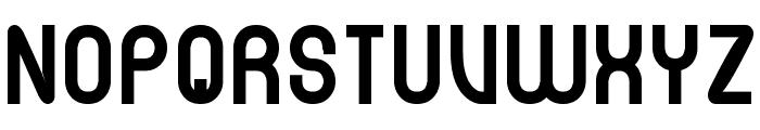Joulu Fontti  Fenotype Font UPPERCASE