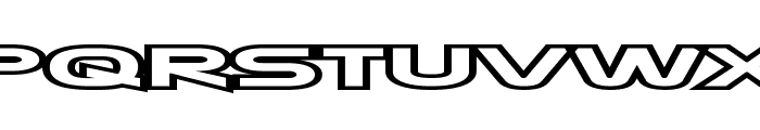 Joy Circuit Font UPPERCASE