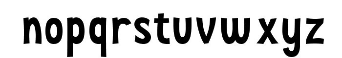 JoyForFun-Normal Font LOWERCASE