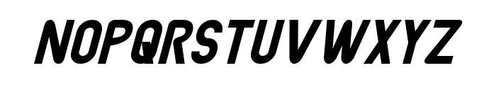 Joystick Italic Font LOWERCASE