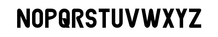 Joystick Font LOWERCASE