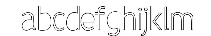 johnshandwriting Font LOWERCASE