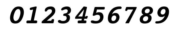 Journal Bold Oblique Font OTHER CHARS