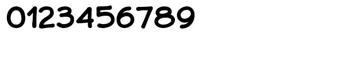 JollyGood Sans Unicase Regular Font OTHER CHARS