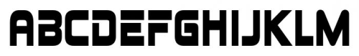 Johnny Fever Regular Font UPPERCASE