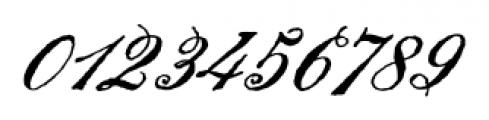 Joya English Script Font OTHER CHARS