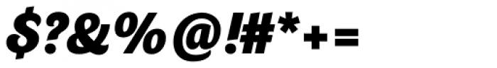 Jocham Italic Font OTHER CHARS