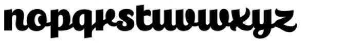 Jocham Font LOWERCASE