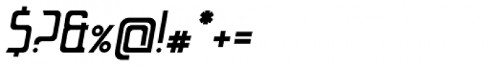 Johann Bold Italic Font OTHER CHARS