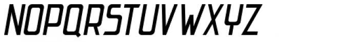 Johann Bold Italic Font UPPERCASE