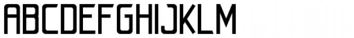 Johann Bold Font UPPERCASE