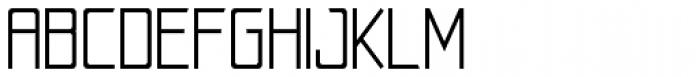 Johann Font UPPERCASE