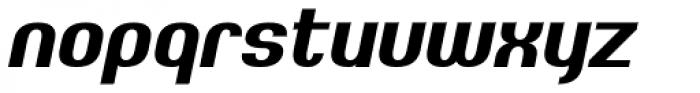 Johanneke Italic Font LOWERCASE