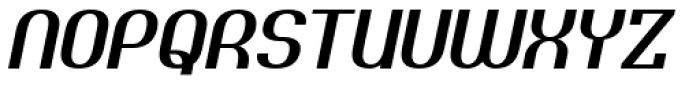 Johanneke Light Italic Font UPPERCASE