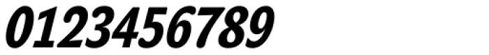 John Sans Cond Heavy Italic Font OTHER CHARS