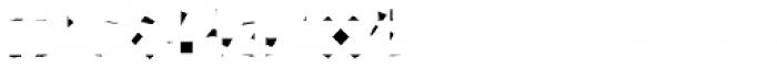 John Tapextra Regular Overlap Font OTHER CHARS