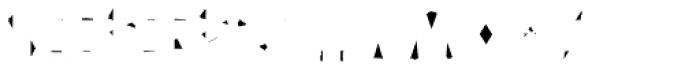 John Tapextra Regular Overlap Font UPPERCASE